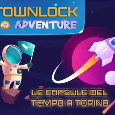 Copertina Townlock Adventure